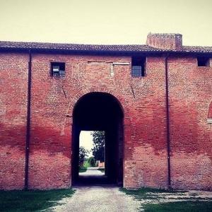Delizia di Belriguardo - il corpo centrale del castello di Belriguardo foto di: |Alessandro Boninsegna| - archivio dell'autore
