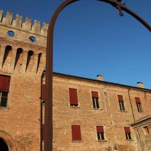 Delizia Estense di Benvignante - Dettaglio torre delizia Benvignante foto di: |Staff Museo delle valli| - Monica Paluan