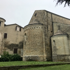 Abbazia di Marola - Torri e absidi foto di: |Cristina Accorsi| - Angelo Dallasta