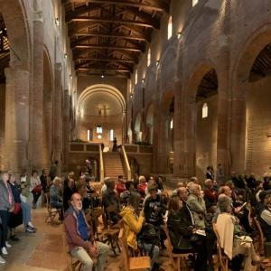 Abbazia  di San Silvestro - Museo Benedettino e Diocesano - Interno dell'Abbazia foto di: |Fabio Schiavina| - Archivio del fotografo