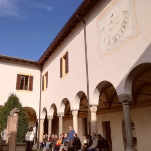 """immagine da Chiesa di Santa Maria della neve - Monastero """"La Badia"""""""