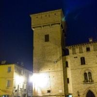 Torre delle Prigioni di Castelvetro di Modena di notte - Steqqq - Castelvetro di Modena (MO)