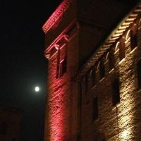 Torre delle prigioni con luna - Andrea.ramini - Castelvetro di Modena (MO)