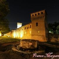 Castello di Formigine ( tutta la sua bellezza esterna ) - Franco Morgante - Formigine (MO)