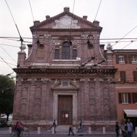 Facciata della Chiesa del Voto - Massimiliano Marsiglietti - Modena (MO)