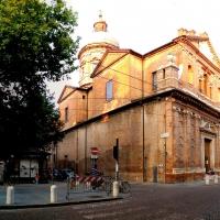 Chiesa del Voto, Modena - AngMCMXCI - Modena (MO)