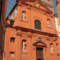 Chiesa di San Barnaba - Luce&nebbia - Modena (MO)