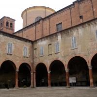 Chiesa di S.Biagio (cortile) - Massimiliano Marsiglietti - Modena (MO)