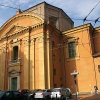 Facciata della chiesa di San Domenico - Massimiliano Marsiglietti - Modena (MO)
