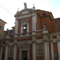 Chiesa di San Giorgio a Modena vista dal basso - Matteolel - Modena (MO)