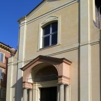 Chiesa di Santa Maria delle Assi lato - Matteolel - Modena (MO)