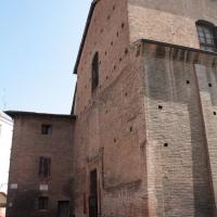 Chiesa della Pomposa (fronte) - Luce&nebbia - Modena (MO)