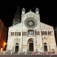Duomo (Visto da Corso Duomo ) - Franco Morgante - Modena (MO)