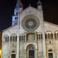 Facciata delDuomo - Giandobert - Modena (MO)