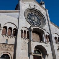 Modena Facciata del Duomo - Spalla67 - Modena (MO)