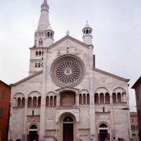 Facciata del Duomo di Modena - Massimiliano Marsiglietti - Modena (MO)