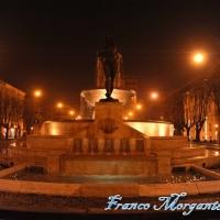 Fontana dei due fiumi - Franco Morgante - Modena (MO)