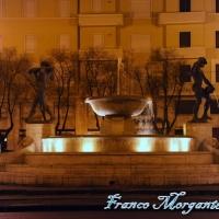 Fontana dei due fiumi 3 - Franco Morgante - Modena (MO)