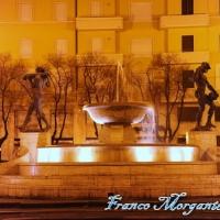 Fontana dei due fiumi 2 - Franco Morgante - Modena (MO)
