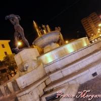 La fontana dei fiumi Panaro e Secchia - Franco Morgante - Modena (MO)
