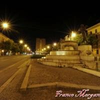 La fontana dei due fiumi in Largo Garibaldi - Franco Morgante - Modena (MO)