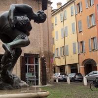 Fontana della ninfa (vista laterale) - Massimiliano Marsiglietti - Modena (MO)
