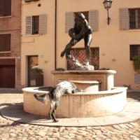 Fontana della Ninfa 4 - Luce&nebbia - Modena (MO)