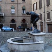 Fontana della ninfa a Modena - Matteolel - Modena (MO)