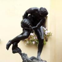 Fontana della ninfa (dettaglio della ninfa) - Massimiliano Marsiglietti - Modena (MO)