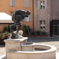 Fontana della Ninfa 2 - Luce&nebbia - Modena (MO)