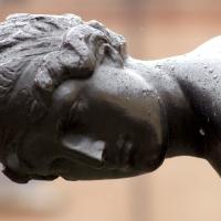 Fontana della ninfa (dettaglio della testa) - Massimiliano Marsiglietti - Modena (MO)