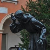 Particolare Fontana di San Francesco - Luca Santi - Modena (MO)
