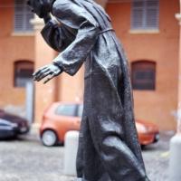 Dettaglio laterale della Fontana di San Francesco - Massimiliano Marsiglietti - Modena (MO)