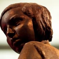 Fontana la portatrice di frutta (dettaglio della testa) - Massimiliano Marsiglietti - Modena (MO)