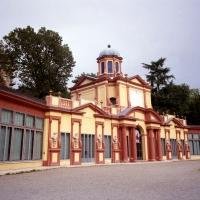 Palazzina Vigarani, facciata in tre quarti - Massimiliano Marsiglietti - Modena (MO)