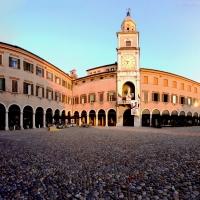 Palazzo Comunale di Modena - AngMCMXCI - Modena (MO)