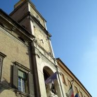 Palazzo Comunale di Modena dal basso - Matteolel - Modena (MO)