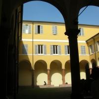 Palazzo S.Margherita, cortile - Gabriella Borghetto - Modena (MO)