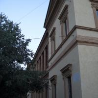 Teatro Storchi vista laterale - Matteolel - Modena (MO)