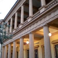 Teatro Storchi al tramonto - Matteolel - Modena (MO)