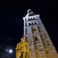 Ghirlandina tassoni e luna - Andrea Miceli - Modena (MO)