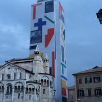 Duomo di Modena e restauro Ghirlandina - Frinza - Modena (MO)