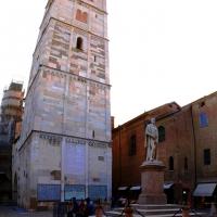 Torre di Modena - AngMCMXCI - Modena (MO)