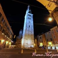 Torre Ghirlandina (vista dalla Via Emilia ) - Franco Morgante - Modena (MO)
