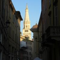 Scorcio della Torre Ghirlandina di Modena - Matteolel - Modena (MO)