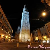 La Torre Ghirlandina (vista dalla Via Emilia) - Franco Morgante - Modena (MO)