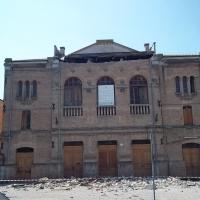 Teatro sociale seconda scossa - Mirtillause - Novi di Modena (MO)