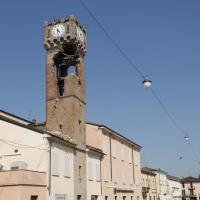 Torre dell' orologio a Novi di Modena - Marzia Lodi - Novi di Modena (MO)