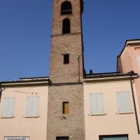 Torre dell'orologio - vista complessiva - Saxi82 - Novi di Modena (MO)