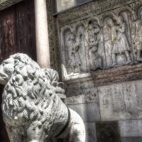 Modena Cathedral Facade Detail - Simon Falvo - Modena (MO)